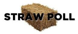 Straw Poll, Bale, cropped